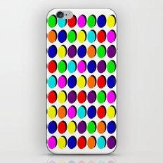 Pick A Colour, Push A Button iPhone & iPod Skin