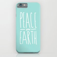 Peace on Earth iPhone 6s Slim Case