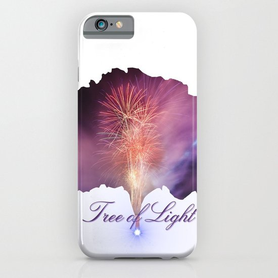 Tree of Light iPhone & iPod Case