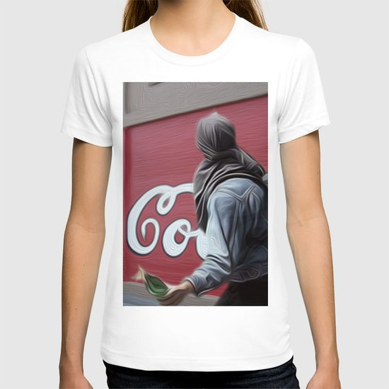 Coca Cola Wars T-shirt