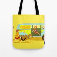 Little Mystery Machine Tote Bag