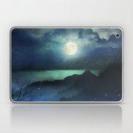 Laptop & iPad Skin featuring Wish You Were Here (Chap… by Viviana Gonzalez