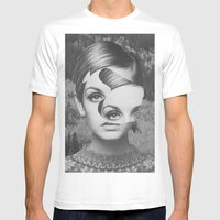 Cosmétique Mens Fitted Tee White SMALL