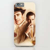 iPhone & iPod Case featuring MAD MEN DON DRAPER by TOXIC RETRO