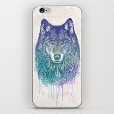 I Dream of Wolf iPhone & iPod Skin