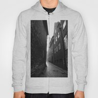 The Alley Photo In Black… Hoody