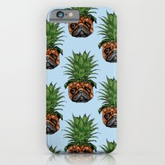 Pineapple Pug  Slim Case iPhone 6s