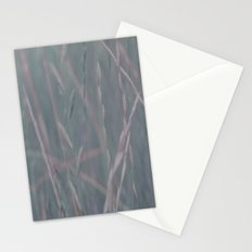 Shades of grass Stationery Cards