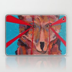 Foxy Eyes Laptop & iPad Skin
