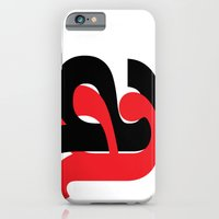 iPhone & iPod Case featuring Sans + Serif by robert lausevic