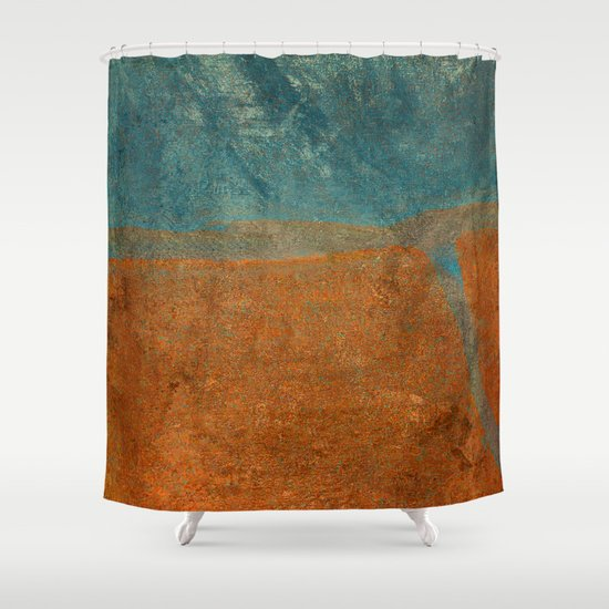 Influx Shower Curtain
