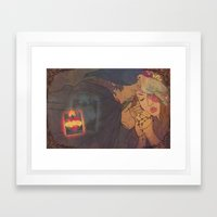 Romeo And Juliet Framed Art Print