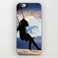 Her dreams are perfect iPhone & iPod Skin