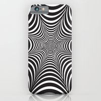 Optical illusion iPhone 6 Slim Case