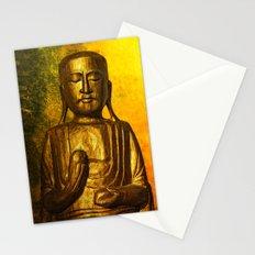 golden balance Stationery Cards