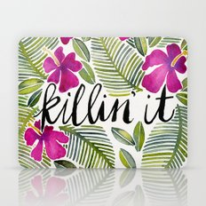 Killin' It – Tropical Pink Laptop & iPad Skin