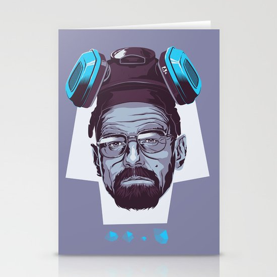 BREAKING BAD Stationery Card