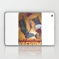 Sound Squad Anti-Vacuum … Laptop & iPad Skin