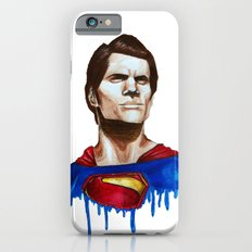 Man Of Steel Slim Case iPhone 6s