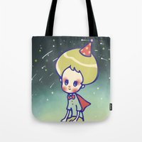 Find My Place Tote Bag