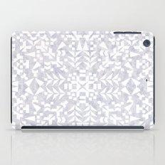 Makai Geo White iPad Case