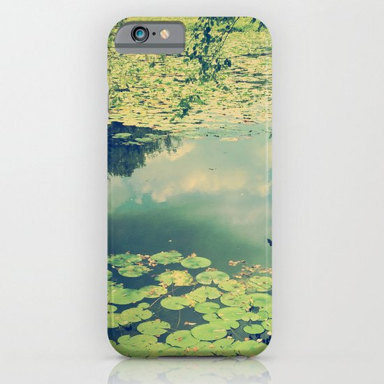 Lily Pad Pond iPhone & iPod Case