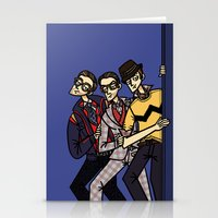 File 082. American Boys … Stationery Cards