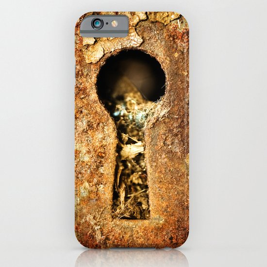 Key to Rust iPhone & iPod Case