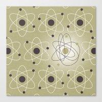 Complicated/Complex Canvas Print