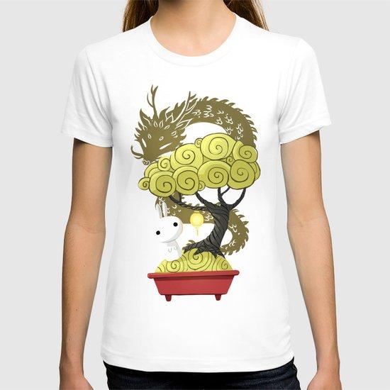 Bonsai Bunny T-shirt