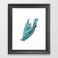 Peace At Last Framed Art Print
