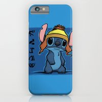 Shiny and Blue iPhone 6 Slim Case
