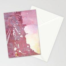 night lights Stationery Cards