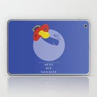 Next Top Manager Laptop & iPad Skin