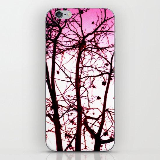 La vie in Rose iPhone & iPod Skin