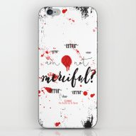 Quote From Illuminae By … iPhone & iPod Skin