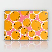 Oranges Laptop & iPad Skin