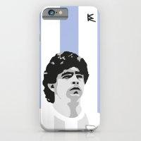 Maradona iPhone 6 Slim Case