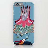 sweet columbine iPhone 6 Slim Case