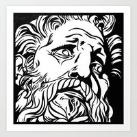 To Elysium Art Print