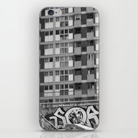 Brussels Looking Like Ea… iPhone & iPod Skin