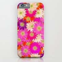 Flowers 02 iPhone 6 Slim Case