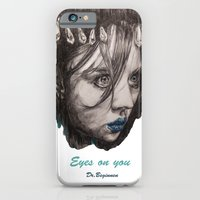 Eyes on you    BY.Davy Wong iPhone 6 Slim Case