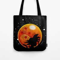 The Moon Child Tote Bag