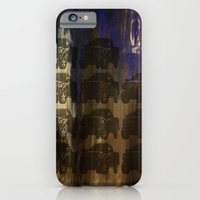 iPhone & iPod Case featuring Death Of Detroit  by mcmerriweather