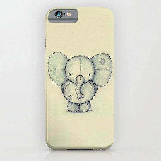 Cute Elephant iPhone & iPod Case