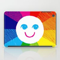 Show Your True Colors iPad Case