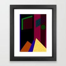 Hotel Mayfair 2 Framed Art Print