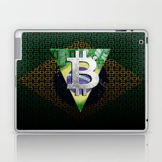 bitcon Brazil Laptop & iPad Skin