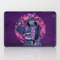 Samurai Kitty iPad Case